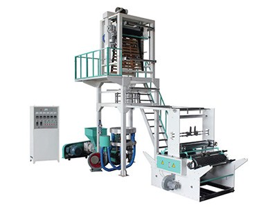 PE stretch film blowing machine