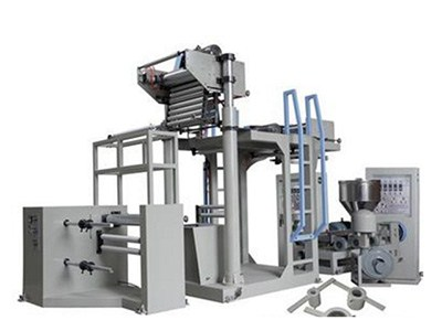 PVC film blowing machine