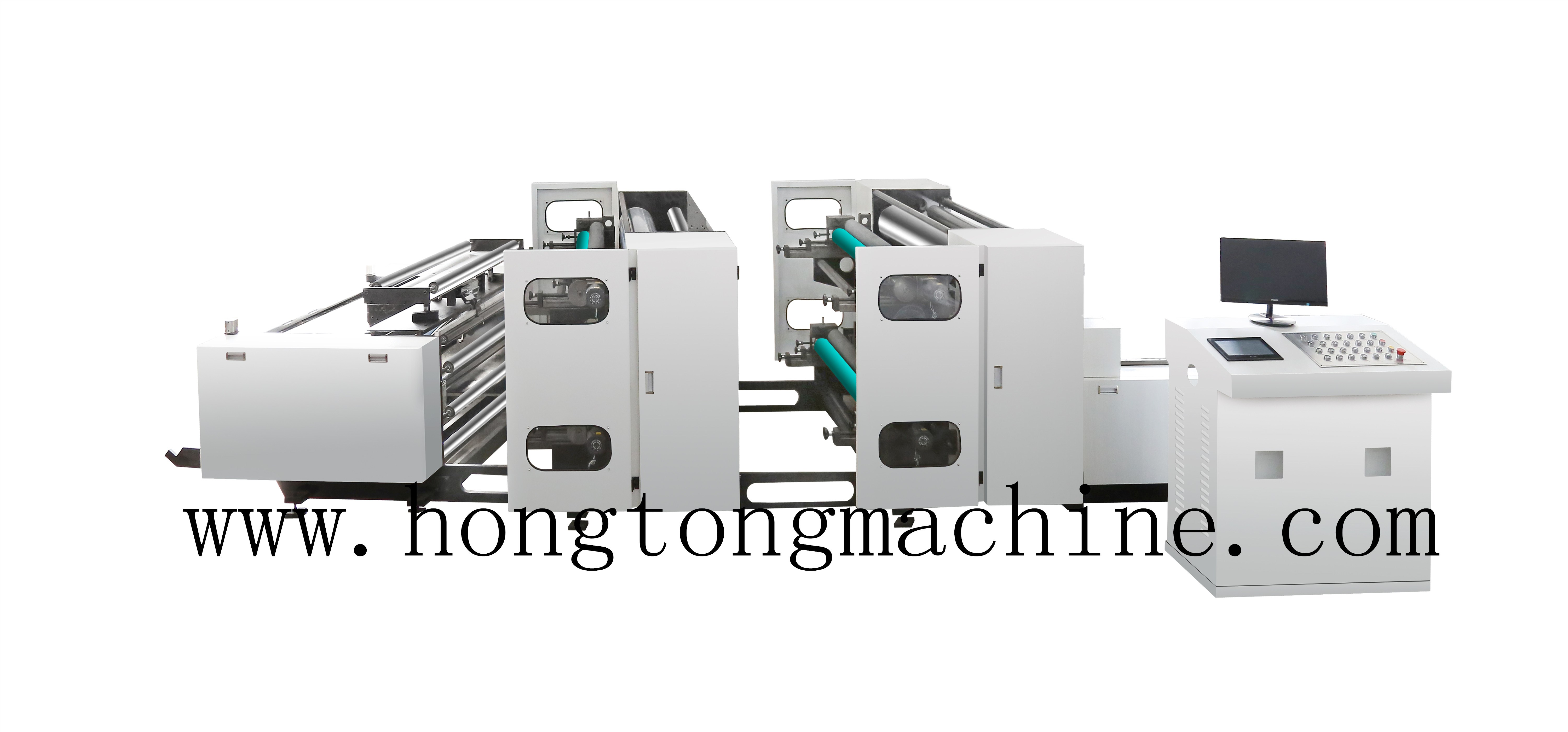 4color gearless high speed printing machine